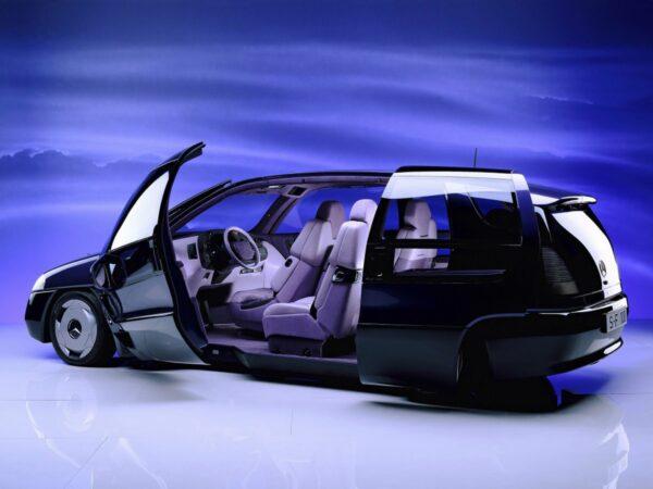 ▲Mercedes F100(圖片來源:Mercedes Blog)