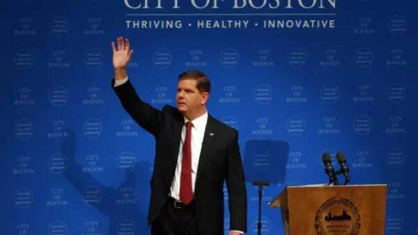 ▲波士頓,市長Marty Walsh