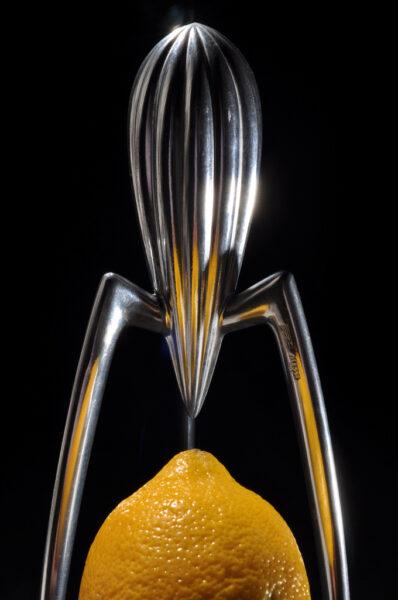 ▲Philippe Starck廣為人知的經典榨汁機 Juicy Salif(圖片來源:Niklas Morberg)