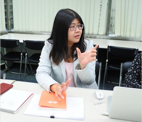 ▲時間軸科技股份有限公司(Hiiir Inc.) 雲端生活事業處 首席產品設計師 王俐絜 Kate Wang